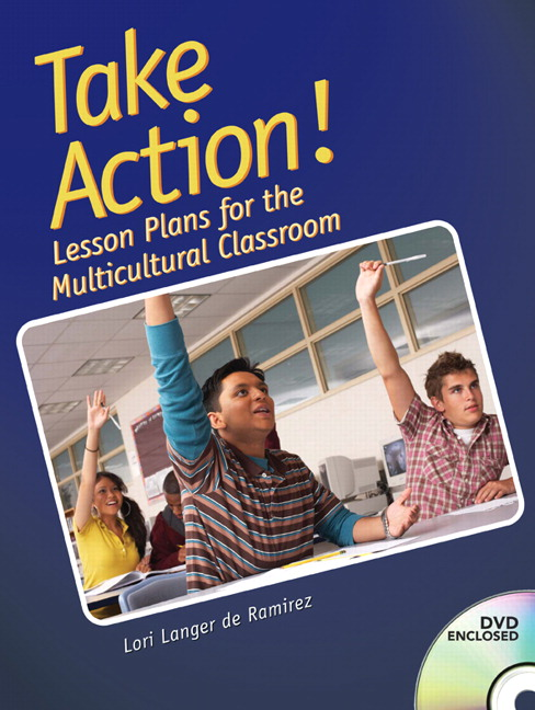 Take Action book cover