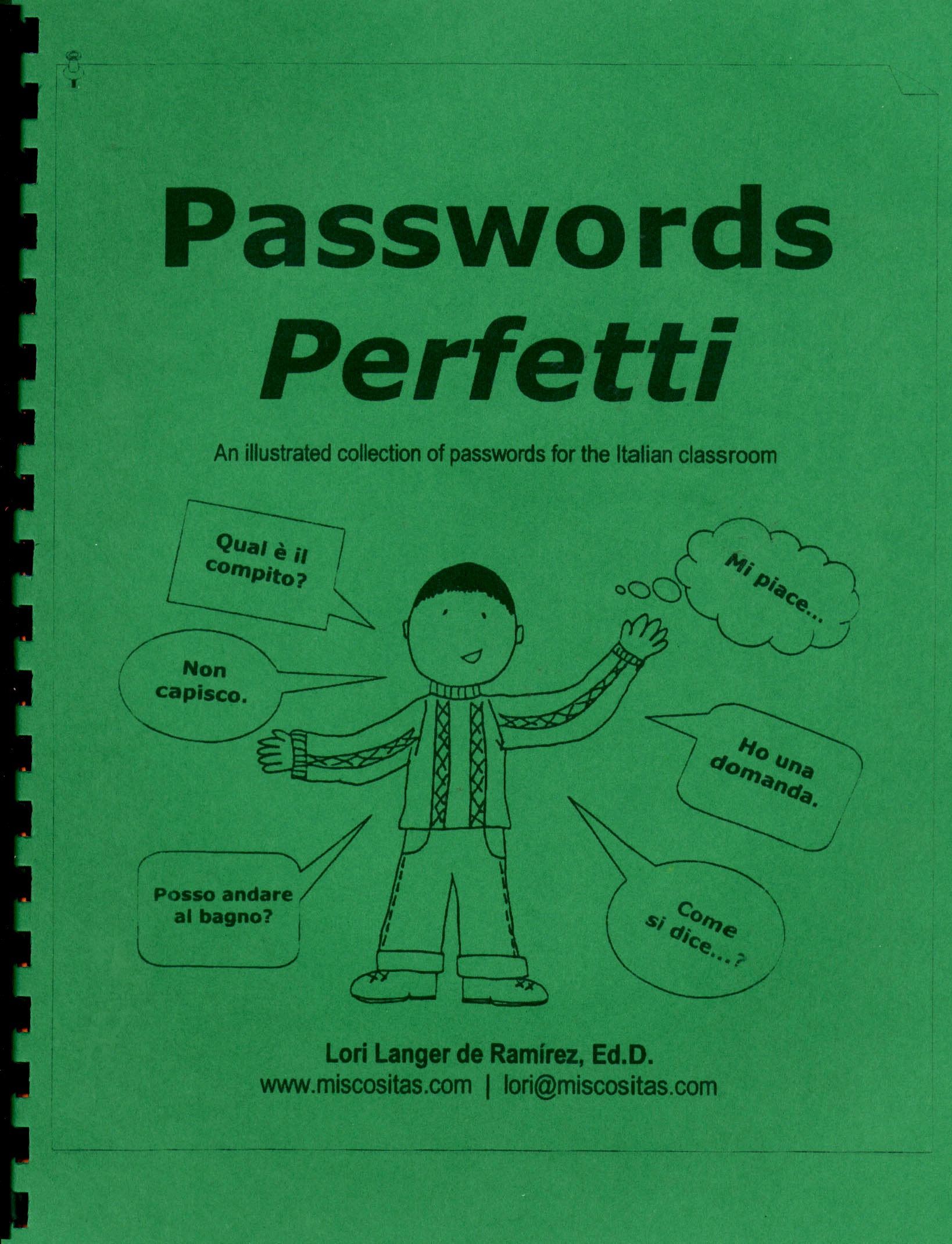 Passwords Perfetti